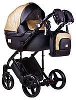Детская универсальная коляска 2 в 1 Adamex Luciano Deluxe Q-255
