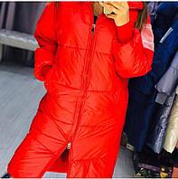 Куртка длинная -фабричный Китай