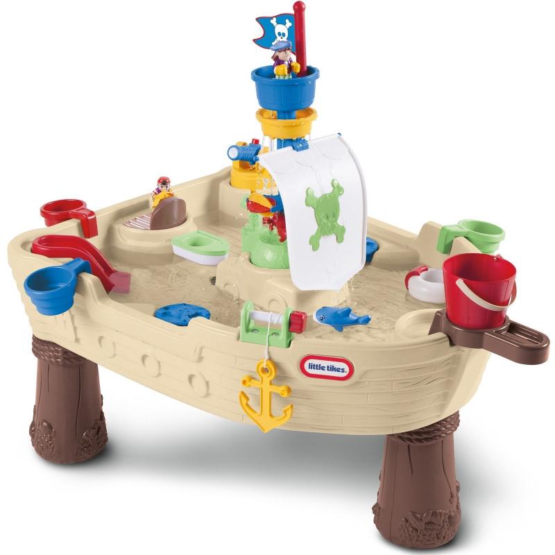 Водний столик Піратський корабель Little Tikes 628566