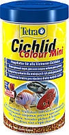 Корм для цихлід Tetra Cichlid Color Mini 500 мл 197367