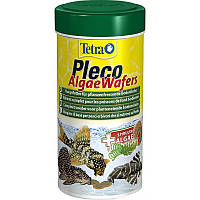Корм Tetra Pleco Algae Wafers, таблетки 250 мл, 189652