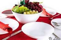 Столовий посуд Тарілки,/салатніки/бульйониці