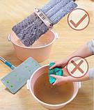 Швабра лентяйка Cleaner360 с отжимом Spin Mop, фото 9