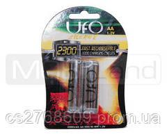 """Батарея / Акумулятор """"UFO"""" AA/LR6 2300mA (2шт.)"""