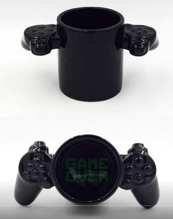 Керамическая Чашка Game Over Black, фото 2