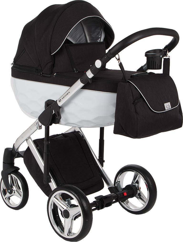 Детская универсальная коляска 2 в 1 Adamex Chantal C6