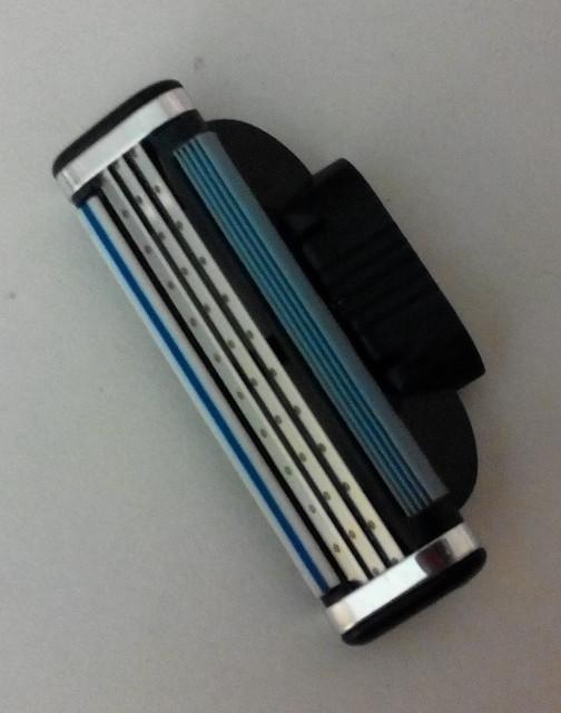 Лезвия для бритья Gillette Mach3