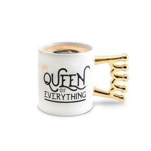 Керамическая чашка Queen of everything 450 мл top-720