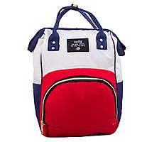 Рюкзак  женский спортивный текстильный NN RU-NN15063 разноцветный