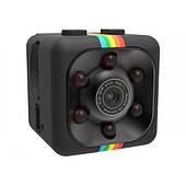 Мини камера SQ-11 SPORTS HD Черная