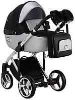 Детская универсальная коляска 2 в 1 Adamex Luciano Polar Gold Y843