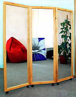 Зеркало на опоре наклоняющееся арт.02.9.1