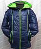 Женская детская куртка на пуху , фото 2