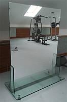 Зеркало на подставке с колёсами арт.02.9.2