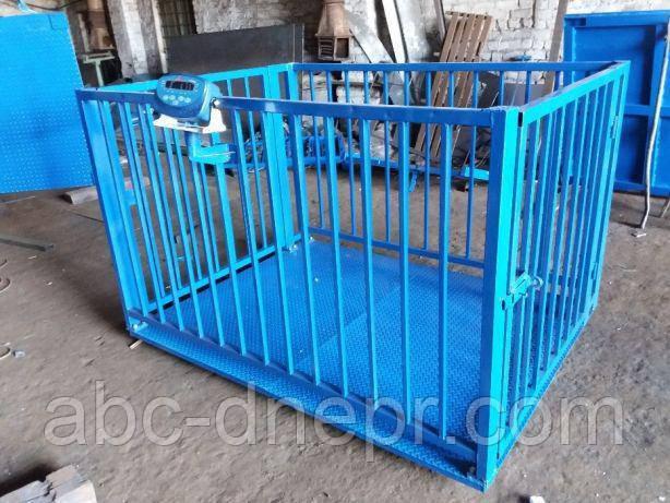 Ваги для тварин 2000 кг