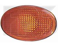 Указатель поворота на крыле Ford Transit '00-06 левый/правый, желтый (DEPO)