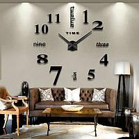 """Часы настенные 3D """"DIY"""" от 60 до 120 см (ZH213-B)"""