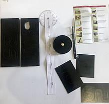 """Часы большие настенные 3D  наклейки """"DIY"""" от 80 до 150 см (ZH015-1B ), фото 3"""