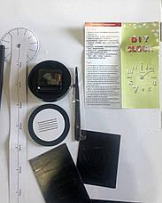 """Часы большие настенные 3D  наклейки """"DIY"""" от 80 до 150 см (ZH015-1B ), фото 2"""