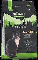 Корм для кошек беззерновой Holistic Nature Line (HNL) Chicopee No Grain (c птицей и печенью), 8 кг, фото 1