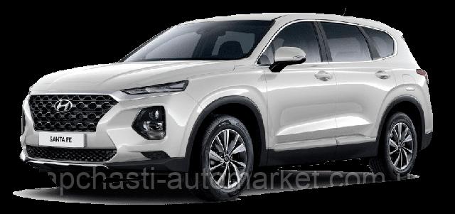 (Хюндай Санта Фе)Hyundai Santa Fe III 2018-