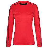 Женская футболка арбитра Adidas Referee 16 S93374