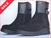 Удобные и теплые женские ботинки
