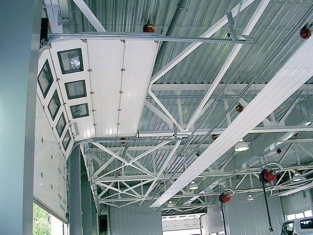 Промышленные ворота Алютех серии TREND, фото 2