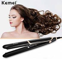 Утюжок DliaTebe Утюжок выпрямитель для волос Kemei km-2219 (46771) SKU_46771