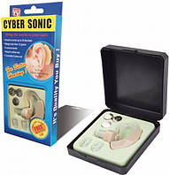 Слуховой аппарат DliaTebe Слуховой аппарат Cyber Sonic + 3 батарейки (44539) SKU_44539