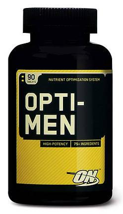 Вітаміни Opti-men Optimum Nutrition, фото 2