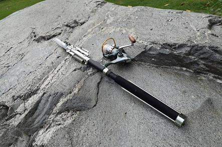 Удочка самоподсекатель автоматическая 2.4м, фото 2