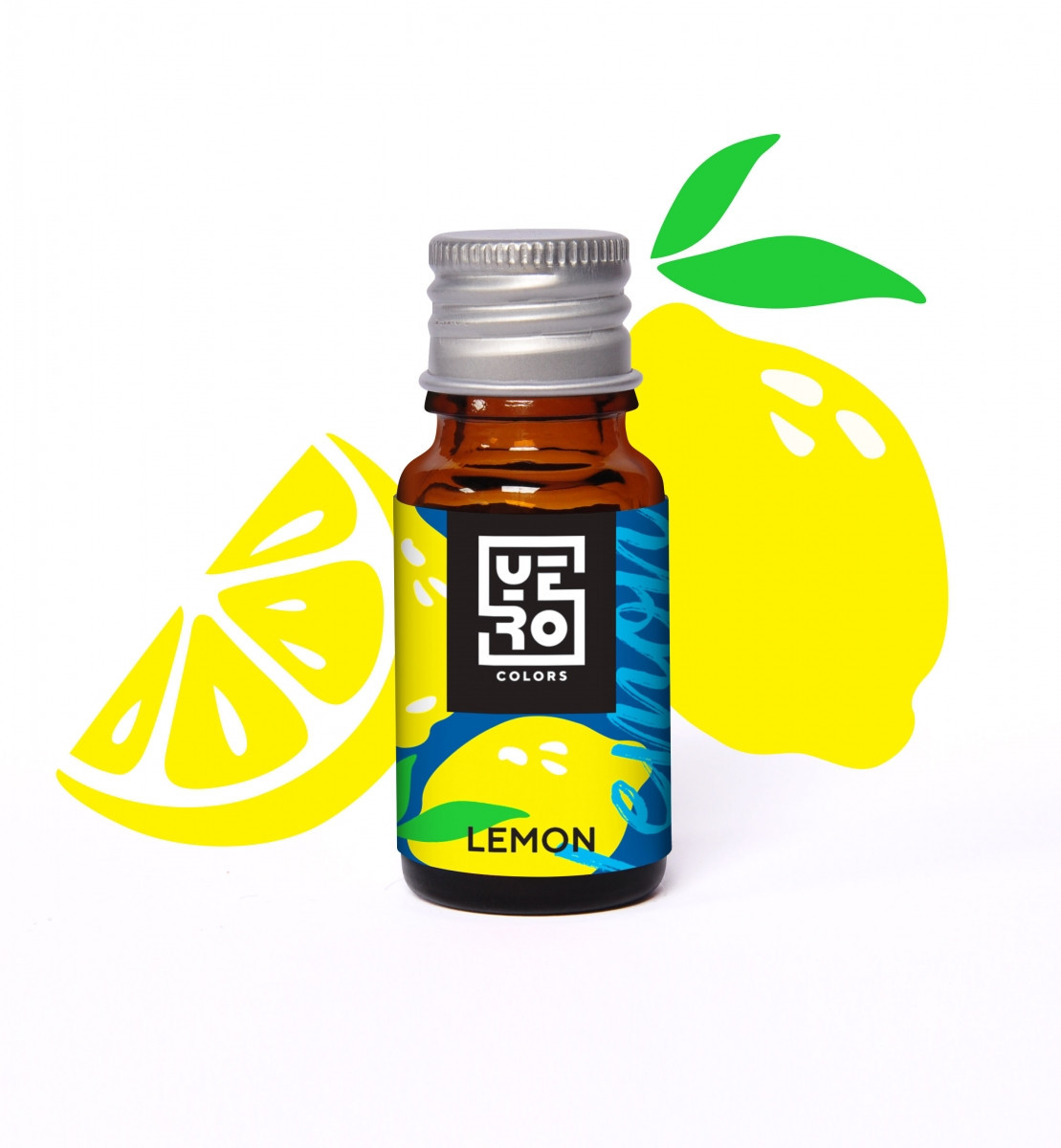 Ароматизатор YERO COLORS Лимон