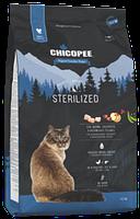 Корм для кошек беззерновой Holistic Nature Line (HNL) Chicopee Sterilized (c птицей и печенью), 1.5 кг, фото 1