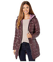 Пуховик Kenneth Cole Hooded Packable Anorak Rum Raisin/Mauve - Оригинал