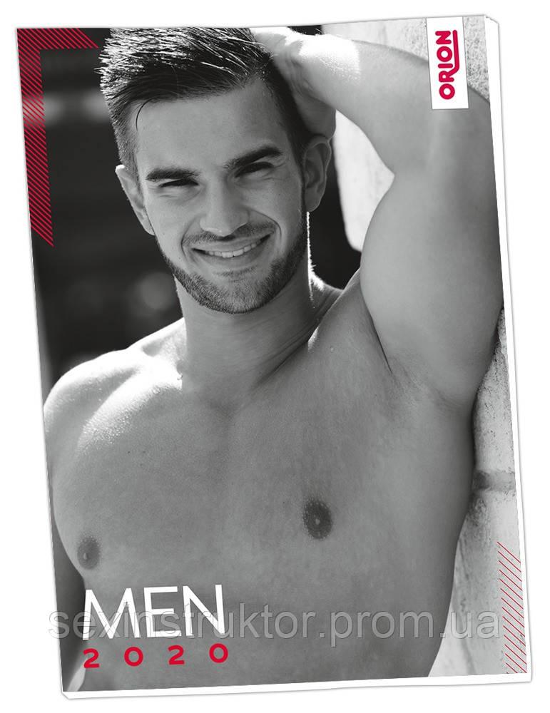 Календарь - PIN UP Men 2020 GR Kalender