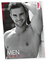 Календарь - PIN UP Men 2020 GR Kalender