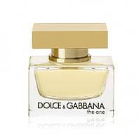 Тестер парфюмированной воды Dolce&Gabbana The One Woman