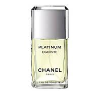 Тестер мужской парфюмированной воды Chanel Egoiste Platinum