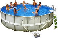 Каркасные бассейны Intex 54452 (488х122 см. ) полная комплектация
