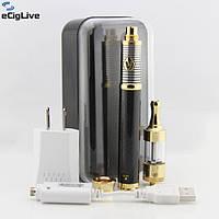 Электронные сигареты Vision Spinner 3 Gold 1600 mAh carbon варивольт (Полный комплект)