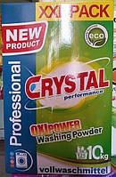 Стиральный порошок Crystal Performance 10 кг концентрат
