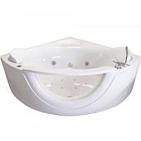 Ванна гідромасажна Volle 12-88-103А, 1500*1500*630мм
