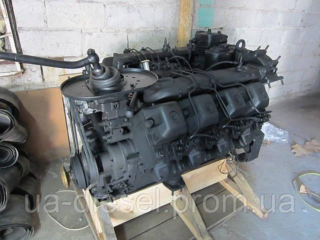 Обслуживание двигателей КамАЗ во время действия гарантии.