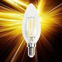 Светодиодная лампа Feron LB-58 4W E14, фото 1