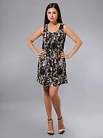 Платье женское летнее, хлопок, Индия, р-ры 44-50