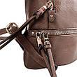 Женская сумка из качественного кожезаменителя  AMELIE GALANTI (АМЕЛИ ГАЛАНТИ) A991501-taupe, фото 4