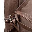 Женская сумка из качественного кожезаменителя  AMELIE GALANTI (АМЕЛИ ГАЛАНТИ) A991501-taupe, фото 6