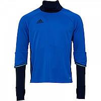 Футболка adidas Condivo 16 Training Top Blue/Collegiate Navy Bright Blue - Оригинал