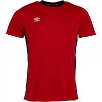 Футболка Umbro Defiant Match Jersey High Risk Red/Black Red - Оригинал, фото 1